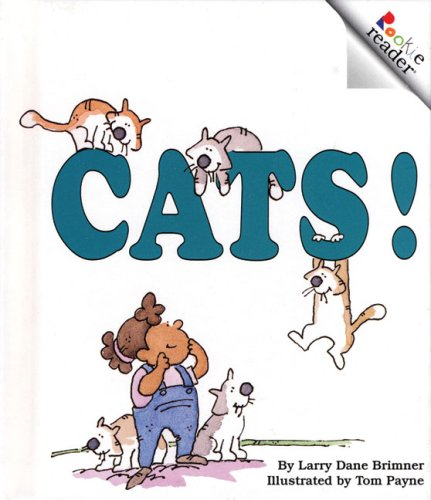 Download Cats (Rookie Readers) PDF