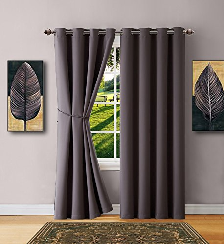 leather curtain panels - 6