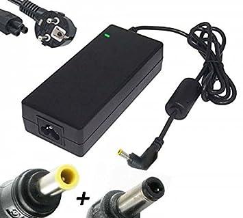 Cargador/Fuente de alimentación para Pc portátil E-force ® para SAMSUNG SADP-60FH B-90W v, 4,74 A: Amazon.es: Informática