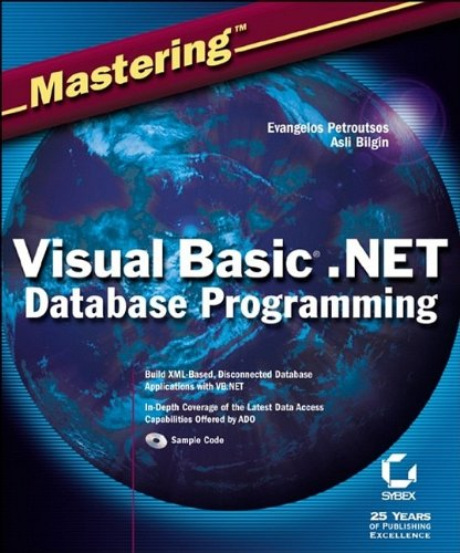 Mastering Visual Basic .NET Database Programming
