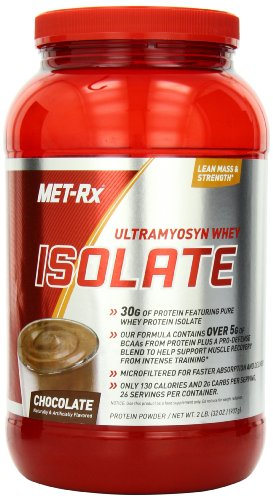 Met-Rx Ultramyosyn Whey Isolate Chocolate 2 lbs