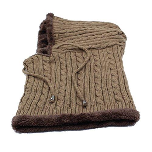 Winter Knitted Hat Beanie Men Scarf Skullies Beanies Winter Hats for Women Men Caps Gorras Bonnet Mask Br