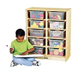 Jonti Craft Kydz 10 Shelf Mobile Unit