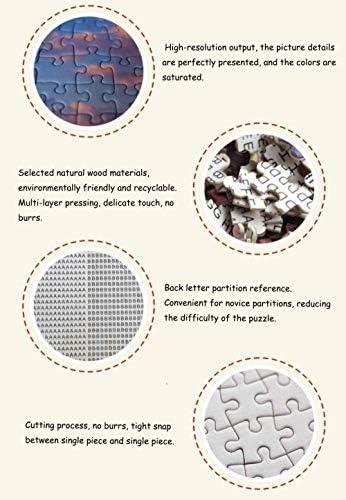 HNZYF 1000 pièces Bâtiment romain jouet éducatif adulte classique 3D Puzzle enfants jouet en bois cadeau