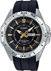Casio Watch For Men - Leather - MTD-1085-1AVDF