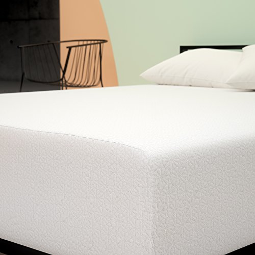 Zinus Memory Foam 6 Inch Green Tea Mattress Narrow Twin