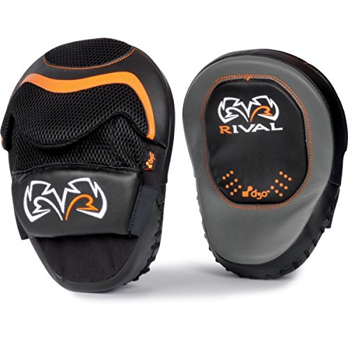 Rival D30 Inteli-Shock Pro Punch Mitts by Rival