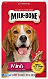 Milk-Bone Mini'S Dog Treats, 15-Ounce (Pack Of 6) For Sale