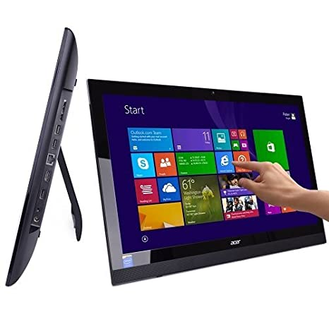 Amazon.com: Acer Aspire 21.5 Full HD All-In-One Touchscreen PC 4GB 500GB - AZ1-621G-UW11: Computers & Accessories