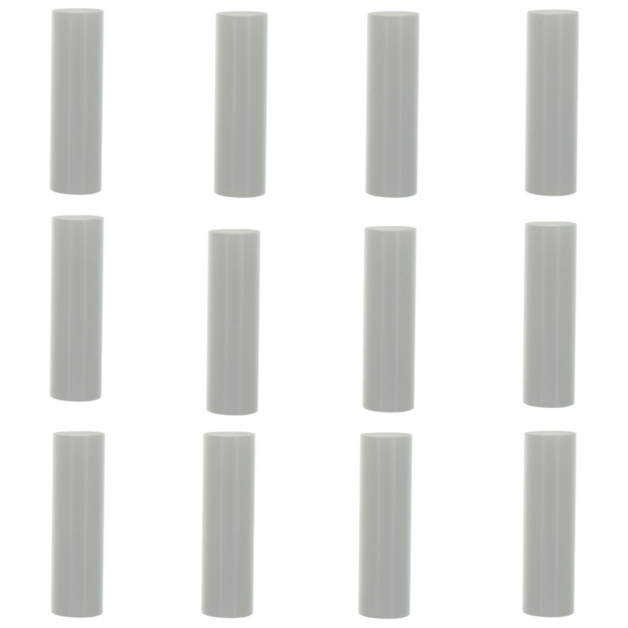 Upgradelights 3.5 Inch Chandelier Candle Socket Covers/Sleeves (Set of 12)