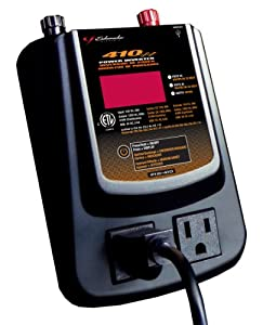 Schumacher PID-410 410 Watt Power Inverter with Digital Display
