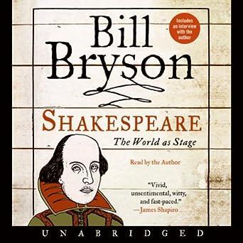 shakespeare bryson bill