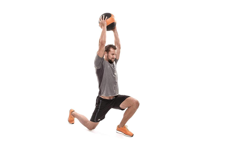 Balón medicinal »Medical« / 1 - 10 kg / Balón de entrenamiento / Balón de peso / Balones de gimnasia de ligeros a pesados con calidad de gimnasio ...