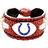 NFL Indianapolis Colts Classic Football Bracelet