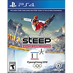 Steep Road To The Olympics Video Game Integrates Olympic Winter Games Athletes In A New Story Mode