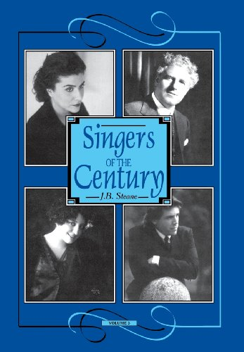 Singers of the Century, Vol. 3