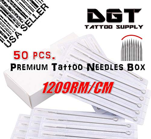DGT Premium Tattoo Needles (Curve Mag) (9RM)