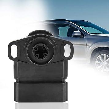 SEEU AGAIN Throttle Position Sensor TPS MR578862 MR578861 Compatible with Mitsubishi Outlander Lancer 2003 2004 2005 2006
