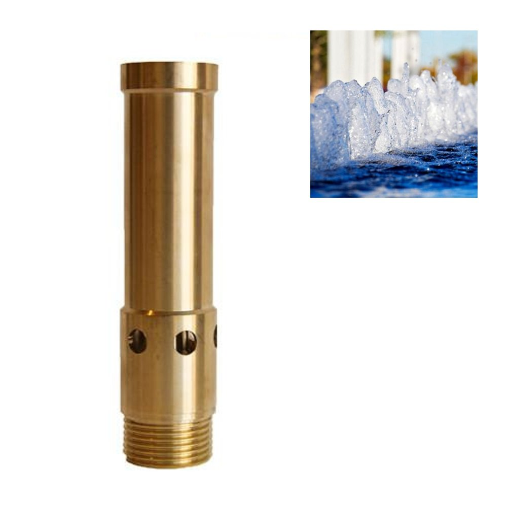 NAVA New High Quality Spring / Bubbling Fountain Nozzle Style 1.5'' DN40 Garden Pond by NAVADEAL