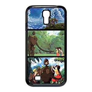 Samsung Galaxy S4 9500 Cell Phone Case Black Castle in the sky frcs