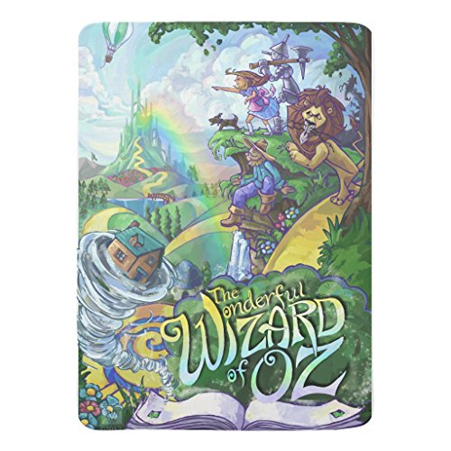 Wizard Of Oz Blankets - Zazzle Wizard Of Oz Stroller Blanket