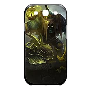 Yorick-001 League of Legends LoL For Case Iphone 6Plus 5.5inch Cover Plastic Black