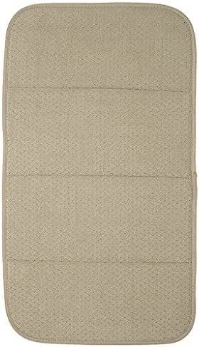 All-Clad Textiles Reversible Fast-Drying Mat, 16-Inch x 28-Inch, Cappuccino