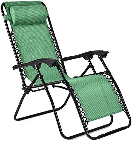 Flexzion Zero Gravity Chair - a good cheap outdoor recliner