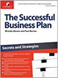 The Successful Business Plan, Rhonda Abrams and Paul Barrow, 1841128074