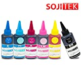 1 SET - 6 Colors (6 x 100ml) x 100m