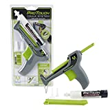 ProTouch Caulk Gun 0574 A Better caulking System for homeowners, Includes 2oz. Tube of White siliconized Acrylic Caulk