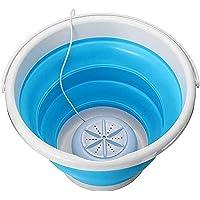 Draagbare Mini Turbo Wasmachine Met Opvouwbare Kuip Compacte Ultrasone Turbine Wasser Gevoed Via USB Travel Wasmachine…