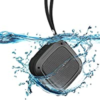 ENOD Theia IPX7 Waterproof Bluetooth 5W Portable Speaker with HiFi Sound Quality and Power Bank - Grey