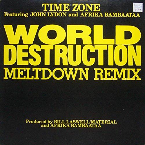 World Destruction [Meltdown Remix]