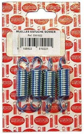 Steel - Muelle 2X13X52 (Bl-4)0381022: Amazon.es: Bricolaje y ...