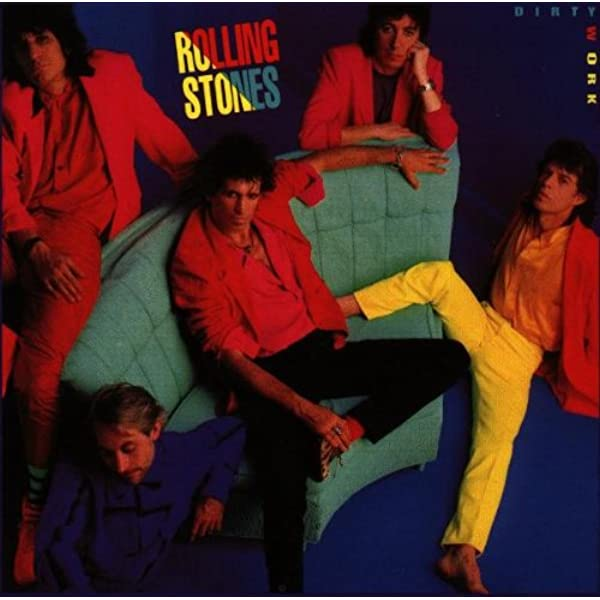 Dirty Work: The Rolling Stones: Amazon.es: Música