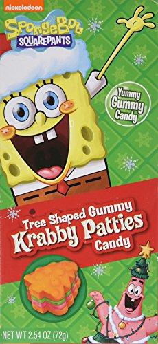 SpongeBob Krabby Patties Tree Shaped (Tree Sponge)