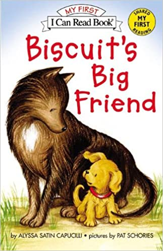 Biscuit's Big Friend (My First I Can Read Biscuit Level Pre 1)