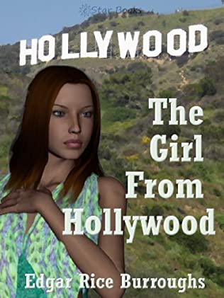 book cover of The Girl from Hollywood