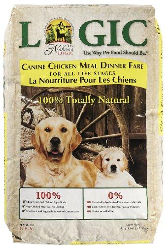 Natures Logic Natural Chicken Dry Dog Food 26.4lb, My Pet Supplies