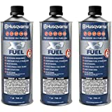 Husqvarna 2 Stroke & Fuel 50:1 Pre - Mixed Ethanol Pack Of 3 Quarts