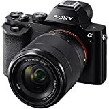 Sony a7 Full-Frame Mirrorless Digital Camera with...