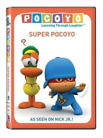 Pocoyo: Super Pocoyo W/Fitness Dvd