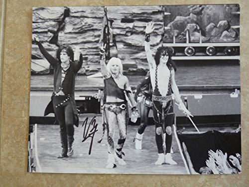 Vince Neil Motley Crue Autographed Signed 11x14 Photo for sale  Delivered anywhere in USA
