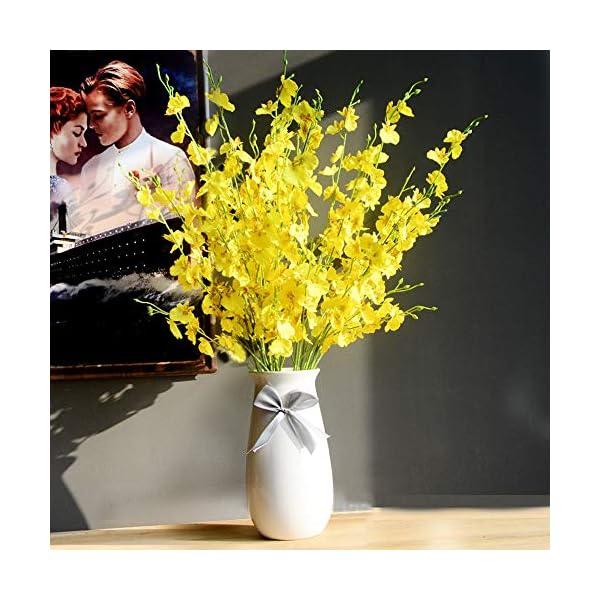 MaxFox-Artificial-Flowers-Long-Stem-Oncidium-Orchid-Phalaenopsis-Simulation-Flowers-For-Wedding-Dinning-Decor-In-Vase