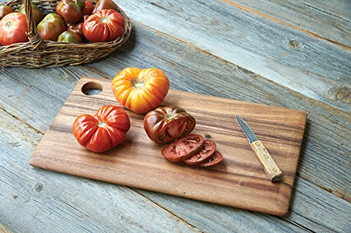 Favor Ironwood Gourmet 28215 Rectangular Everyday Cutting Board, Acacia Wood cheapest