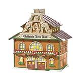 Department 56 Alpine Village Wolfstein Beer Hall Lit House