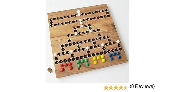 Juego Barricade o malefitz de 2 a 4 jugadores a partir de 6 años juegos de sociedad familiar de estrategia con dados de madera maciza marca francesa ledelirant estándar CE – Juego