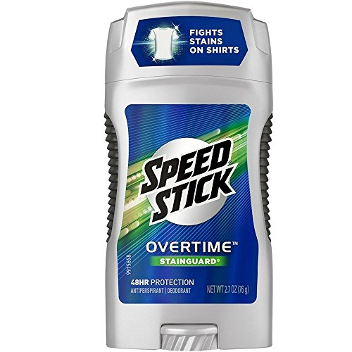 Speed Stick Stainguard Anti-Perspirant Deodorant Fresh 2.70 oz (Pack of 2)