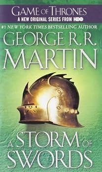 A Storm of Swords 055357342X Book Cover